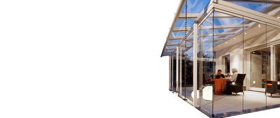 Kış Bahçesi ve Çatı